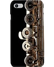 Platium Flute pc mttn ngt  Phone Case i-phone-8-case