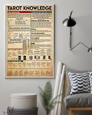 Tarot Knowledge 6-1 11x17 Poster lifestyle-poster-1