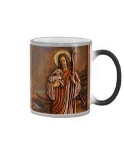 Jesus sheep relief pc phq-ngt Color Changing Mug thumbnail