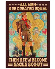 all men eagle cout 11x17 Poster front