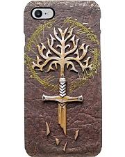 Tree of Gondor LOTR pc mttn-nth  Phone Case i-phone-8-case