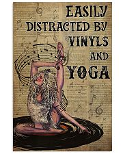 vinyls And Yoga distracted pt lqt nna Vertical Poster tile