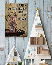 vinyls And Yoga distracted pt lqt nna 11x17 Poster lifestyle-holiday-poster-2
