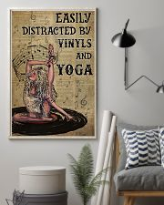 vinyls And Yoga distracted pt lqt nna 11x17 Poster lifestyle-poster-1