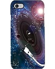 vinyl galaxy phonecase  Phone Case i-phone-8-case