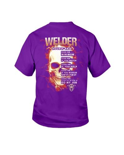 welder hourly rate