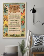 scout boy outdoor code pt phq ngt 11x17 Poster lifestyle-poster-1
