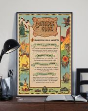 scout boy outdoor code pt phq ngt 11x17 Poster lifestyle-poster-2