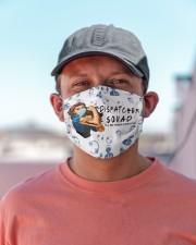 dispatcher squad mas Cloth Face Mask - 3 Pack aos-face-mask-lifestyle-06
