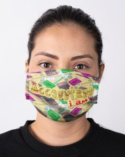 I am mas accountant  Cloth Face Mask - 3 Pack aos-face-mask-lifestyle-01