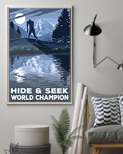 bigfoot champion poster 11x17 Poster lifestyle-poster-1