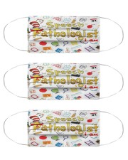 Speech Pathologist  I am mas Cloth Face Mask - 3 Pack front