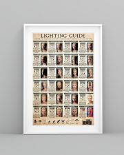photograph lighting guide 24x36 Poster lifestyle-poster-5