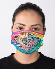 guitar Knock On The Door To My Soul hippie mas  Cloth Face Mask - 3 Pack aos-face-mask-lifestyle-01