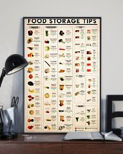 lunch lady store food 11x17 Poster lifestyle-poster-2