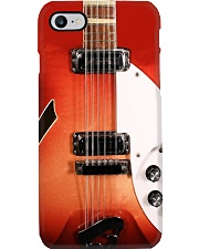 Rickenback 360 12 Georg Harriso guitar dvhh-ntv Phone Case i-phone-8-case