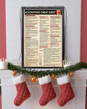 Accounting CDN poster 24x36 Poster lifestyle-holiday-poster-4