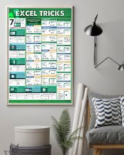 Excel tricks 16x24 Poster lifestyle-poster-1