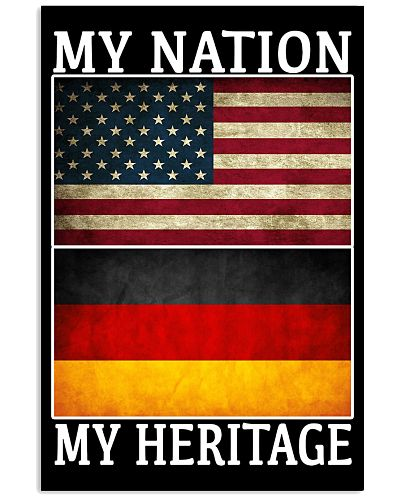 germany US poster