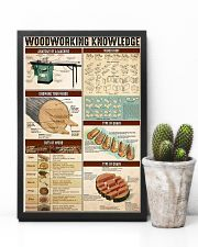 Woodworking Knowledge 24x36 Poster lifestyle-poster-8