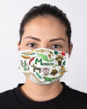 mexico map mas  Cloth Face Mask - 3 Pack aos-face-mask-lifestyle-01