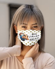 bus driver squad mas Cloth Face Mask - 3 Pack aos-face-mask-lifestyle-18
