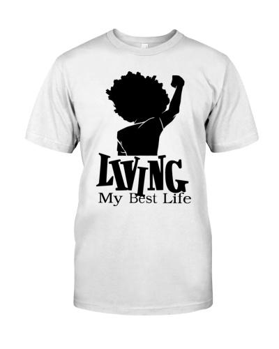 black girl living
