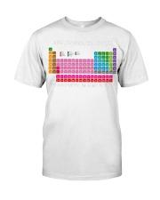 chemistry periodically mas Classic T-Shirt thumbnail