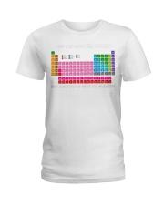 chemistry periodically mas Ladies T-Shirt thumbnail