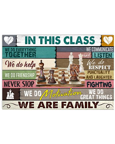 chess we are family