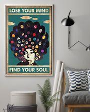 black girl vinyl poster  11x17 Poster lifestyle-poster-1