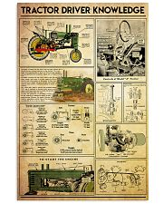 tractor-knowledge-jd 11x17 Poster front