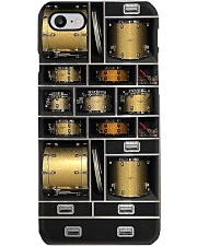 drum case pc phq ngt Phone Case i-phone-8-case