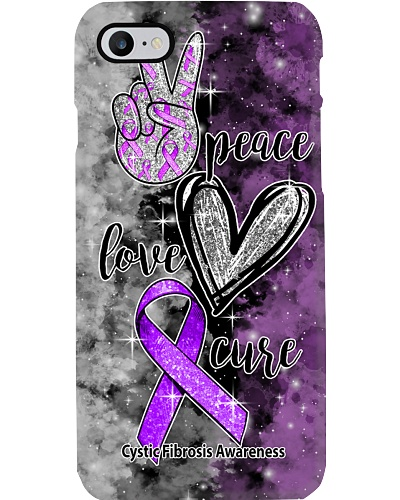 Cystic Fibrosis peace love cure