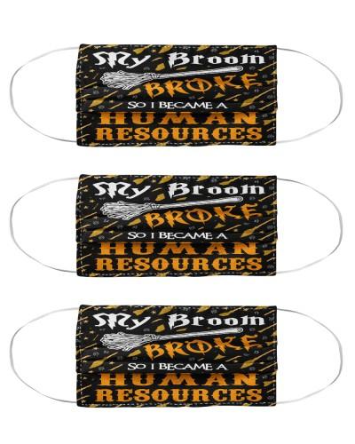 human resources my broom broken mas