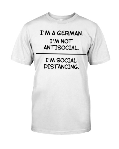 german distancing