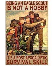 scouting not just hobby  11x17 Poster front