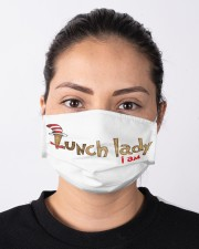 I am lunch lady Cloth Face Mask - 3 Pack aos-face-mask-lifestyle-01