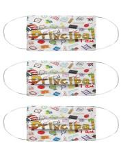 principal I am mas Cloth Face Mask - 3 Pack front