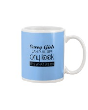 GIRLS ARE LIKE COUNTRY ROADS  Mug thumbnail