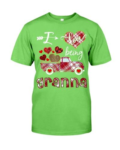 I Love Being granna - A1