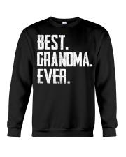 New - Best Grandma Ever Crewneck Sweatshirt thumbnail