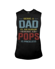 Being a Pops is priceless Sleeveless Tee thumbnail