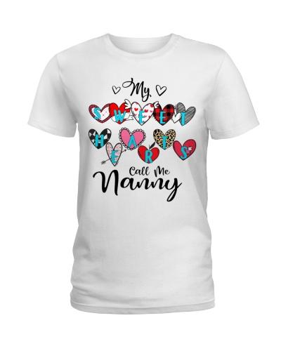 My Sweet hearts call me Nanny