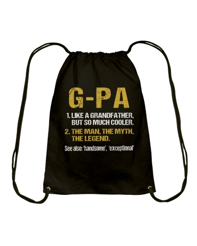 G-pa cooler grandfather - Front D