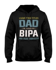 I have two titles Dad and bipa - RV10 Hooded Sweatshirt thumbnail