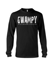 Gwampy Because Grandfather is for old guys Long Sleeve Tee thumbnail