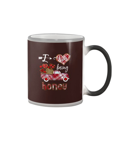 I Love Being honey - A1