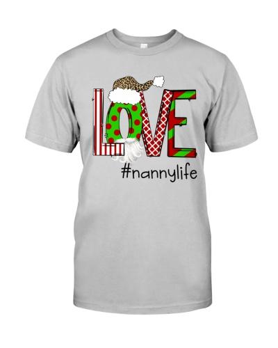 Love Nanny Life - Christmas