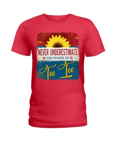 Never underestimate the power of Tee Tee